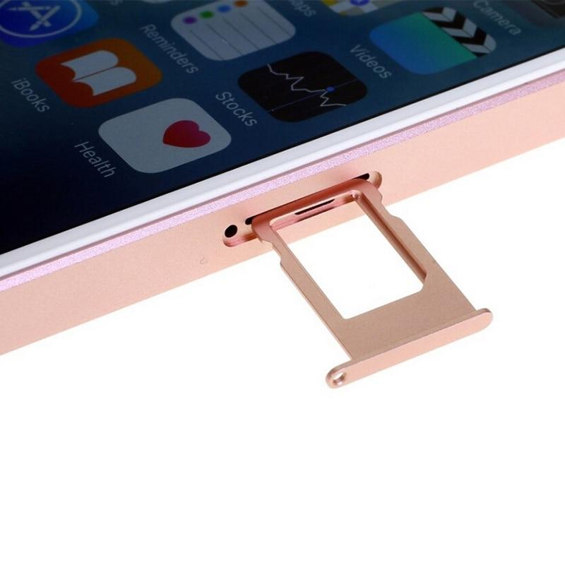 Apple iPhone SE Original Unlocked Fingerprint Mobile Phone A9 iOS 9 16/32/64GB ROM Dual Core 4G LTE 2GB RAM 4.0' Smartphone 6