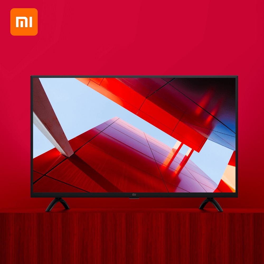 Xiaomi Mi TV 4A 32inch Television Voice Control 1GB RAM 8GB ROM LED Display WIFI BT HDR HD DTS / Dolby Audio Smart Android 9 TV 1