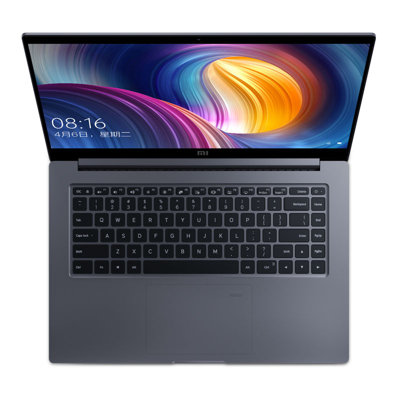 xiao mi notebook 2019 pro (15.6 inch screen intel i7-8550U Nvidia GTX 1050 MAX-Q 16GB RAM PCIe SSD support M.2) mi laptop 6